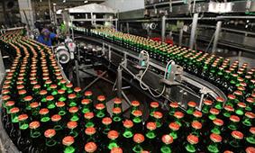 滚筒应用于啤酒行业